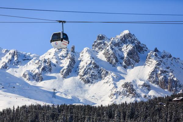 Montagne - Hôtel Blanche Neige 3* Courchevel France Alpes