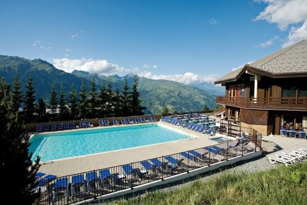 Piscine - Club Club MMV Les Sittelles - Expérience Framissima. 3* La Plagne Montalbert France Alpes