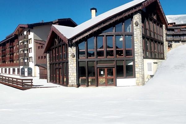 Facade - Hôtel Belle Plagne 3* La Plagne France Alpes