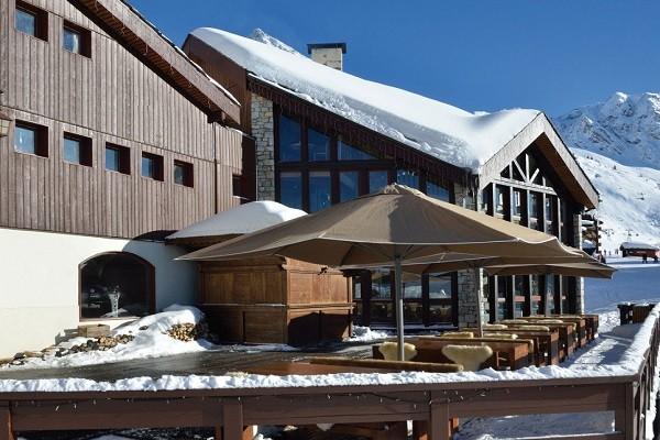 Facade - Hôtel Vacances bleues Belle Plagne 3* La Plagne France Alpes