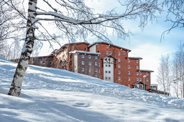 Facade - Village Vacances Village Club du Soleil Les 2 Alpes