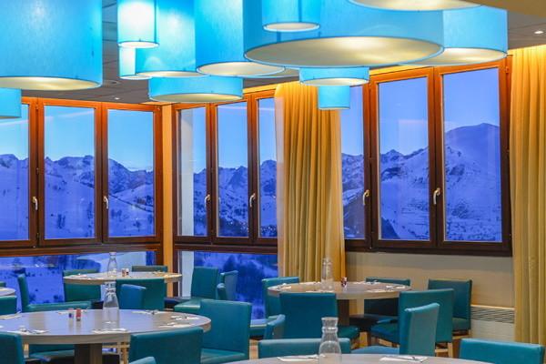 Restaurant - Club Village Club du Soleil Les 2 Alpes 3* Les 2 Alpes France Alpes