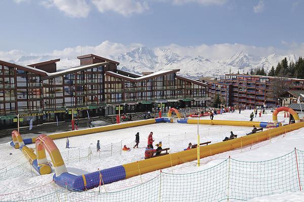 Ville - Club Village Club du Soleil Arc 1800 4* Les Arcs 1800 France Alpes