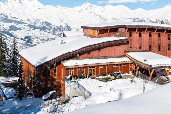 Facade - Club Village Club du Soleil Arc 1800 4* Les Arcs 1800 France Alpes
