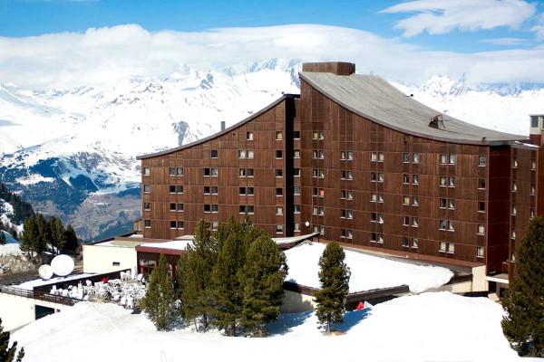 Facade - Club Marmara Les Arcs Altitude 4* Les Arcs 2000 France Alpes