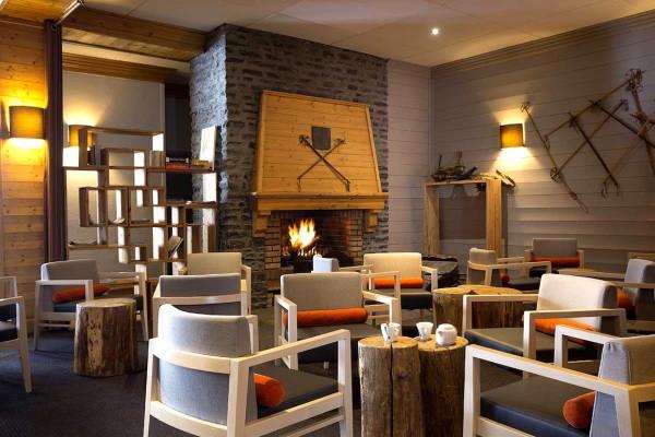 Restaurant - Club Marmara Les Arcs Altitude 4* Les Arcs 2000 France Alpes