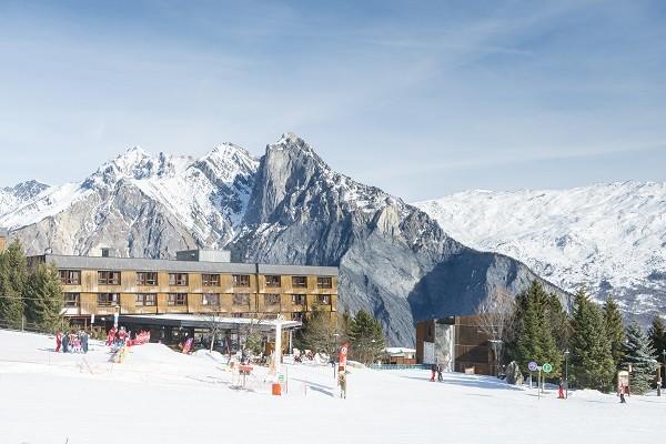 Vue panoramique - Club Village Club du Soleil Les Karellis 3* Les Karellis France Alpes
