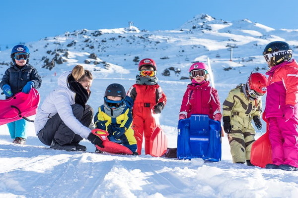 hôtel - animation enfants - Club Village Club du Soleil Les Ménuires 3* Les Menuires France Alpes