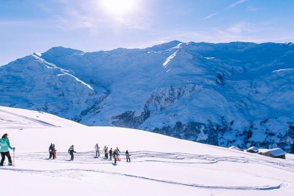 Montagne - Club Village Club du Soleil Les Ménuires 3* Les Menuires France Alpes