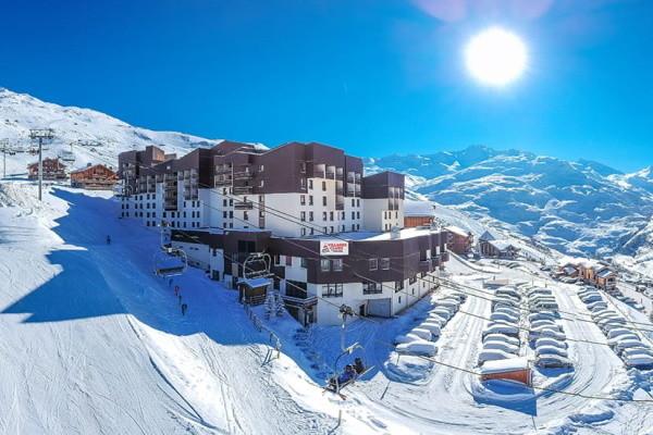 Vue panoramique - Club Village Club du Soleil Les Ménuires 3* Les Menuires France Alpes