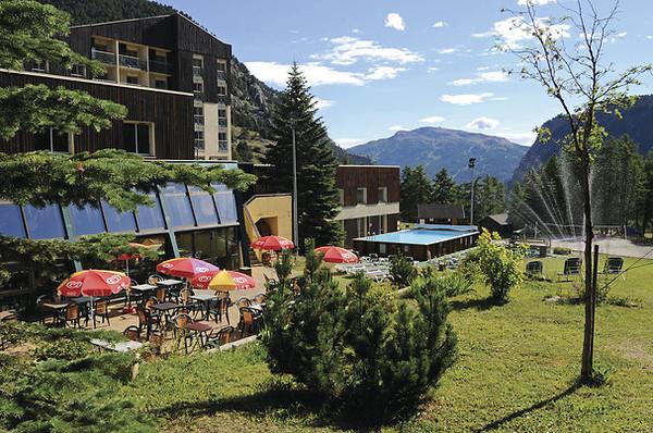 Facade - Club Village Club du Soleil Montgenèvre 3* Montgenevre France Alpes