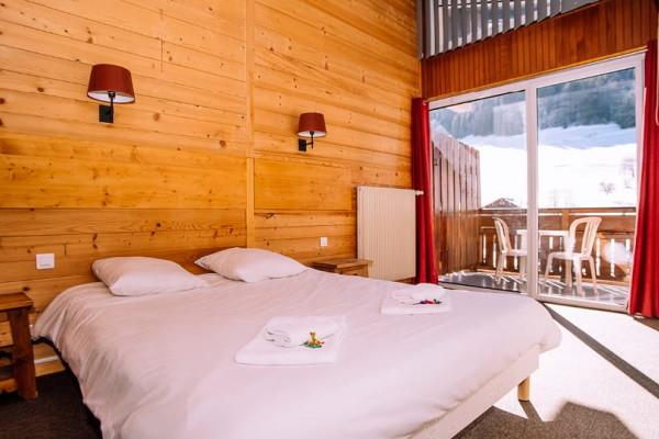 Chambre - Club Village Club du Soleil Morzine 3* Morzine France Alpes