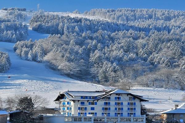 Facade - Village Vacances Le Chablais 2* Morzine France Alpes