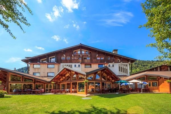 Facade - Club Village Club du Soleil Morzine 3* Morzine France Alpes