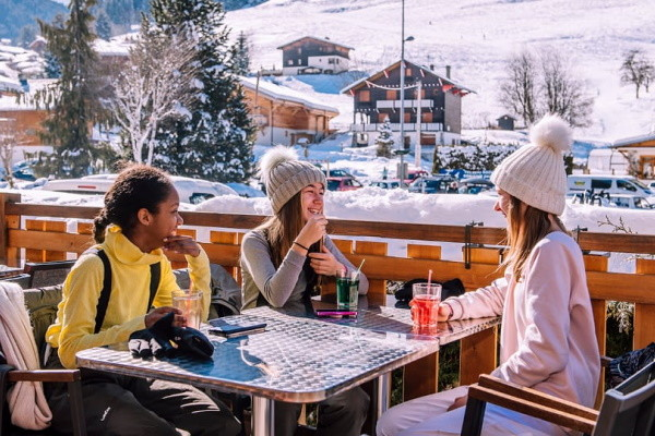 Restaurant - Club Village Club du Soleil Morzine 3* Morzine France Alpes