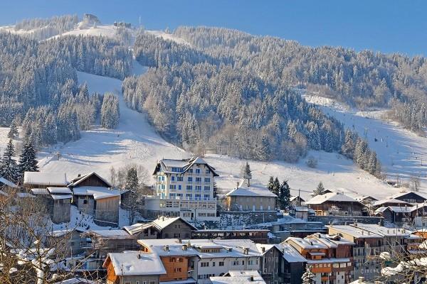 Vue panoramique - Village Vacances Le Chablais 2* Morzine France Alpes