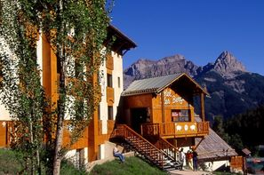 France Alpes-Pra Loup, Hôtel Les Bergers Resort
