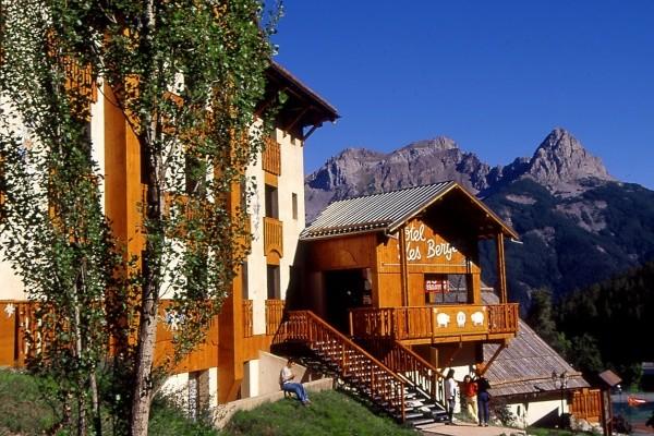 Facade - Hôtel Les Bergers Resort 3* Pra Loup France Alpes