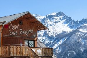 France Alpes-Pra Loup, Hôtel Les Bergers