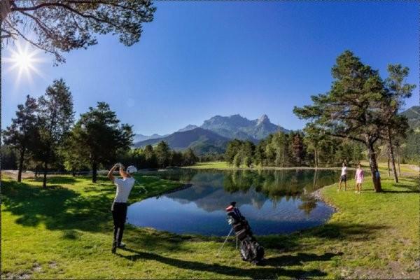 Golf - Hôtel Les Bergers Resort 3* Pra Loup France Alpes