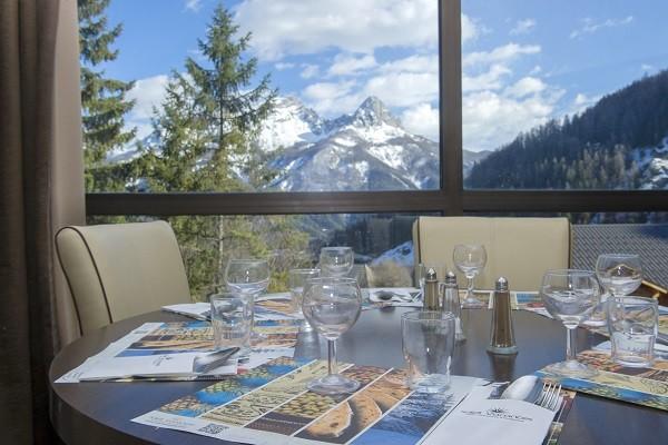 Restaurant - Hôtel Les Bergers Resort 3* Pra Loup France Alpes
