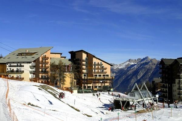 Facade - Village Vacances Risoul Léo Lagrange 3* Risoul France Alpes