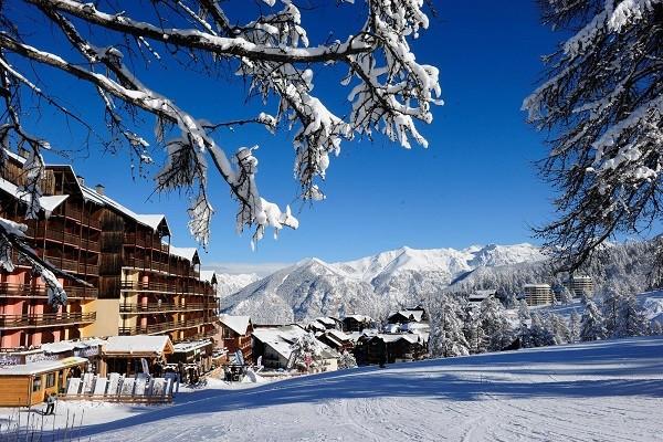 Vue panoramique - Village Vacances Risoul Léo Lagrange 3* Risoul France Alpes