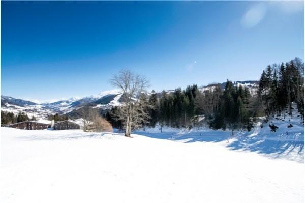 Vue panoramique - Club Les Balcons du Mont Blanc Vacances ULVF