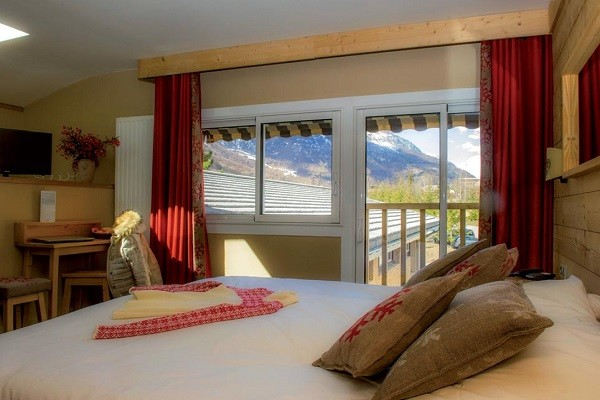 Chambre - Club Vacances bleues Les Alpes d'Azur 3* Serre Chevalier France Alpes