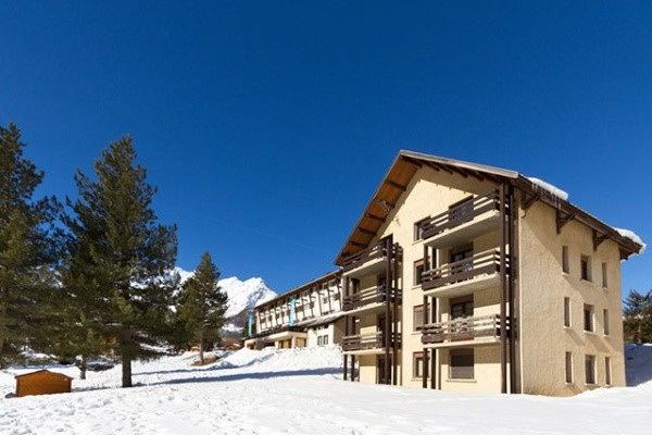 Facade - Club Marmara Alpazur 3* Serre Chevalier France Alpes