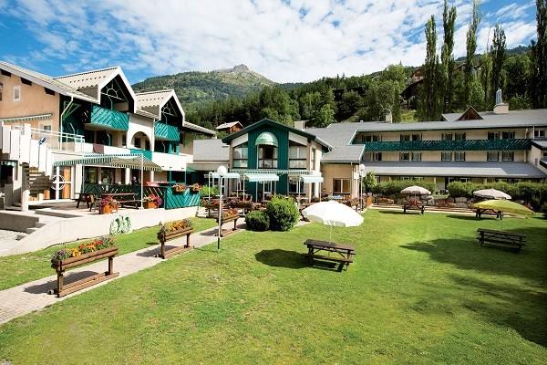 Facade - Club Vacances bleues Les Alpes d'Azur 3* Serre Chevalier France Alpes