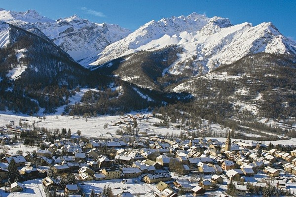 Vue panoramique - Club Vacances bleues Les Alpes d'Azur 3* Serre Chevalier France Alpes