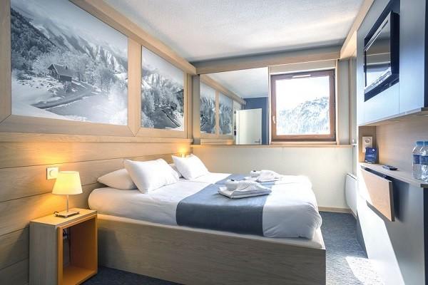 Chambre - Club MMV Les Brévières 4* Tignes France Alpes