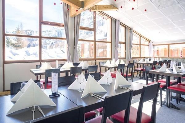 Restaurant - Club MMV Les Brévières 4* Tignes France Alpes