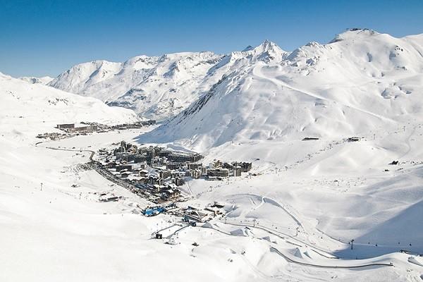 Vue panoramique - Club MMV Les Brévières 4* Tignes France Alpes