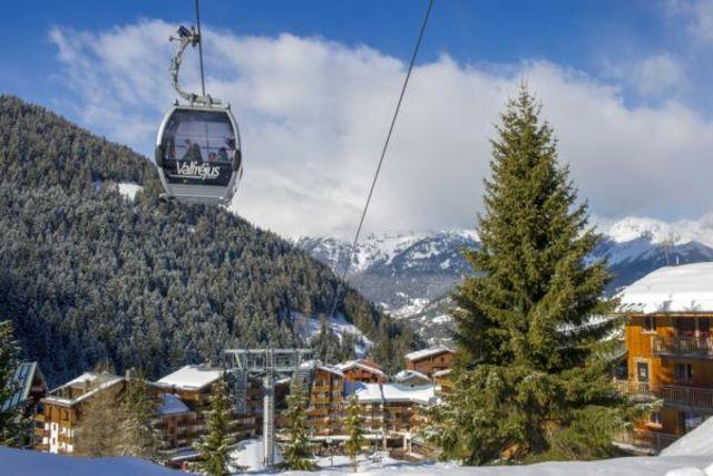 France Alpes : Club Hôtel Club Résidence Valfréjus