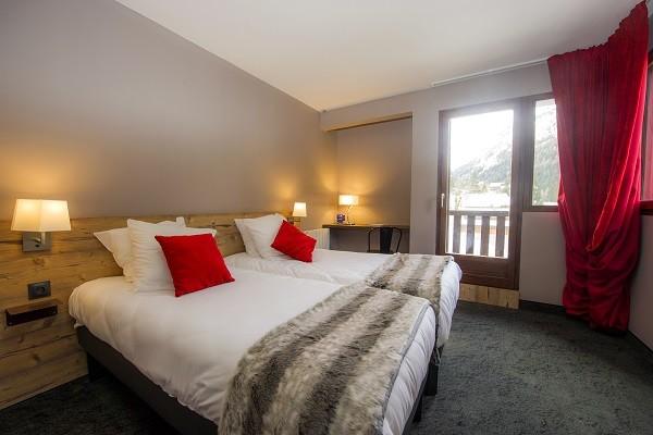 Chambre - Hôtel Club du Soleil Valfréjus 3* Valfréjus France Alpes