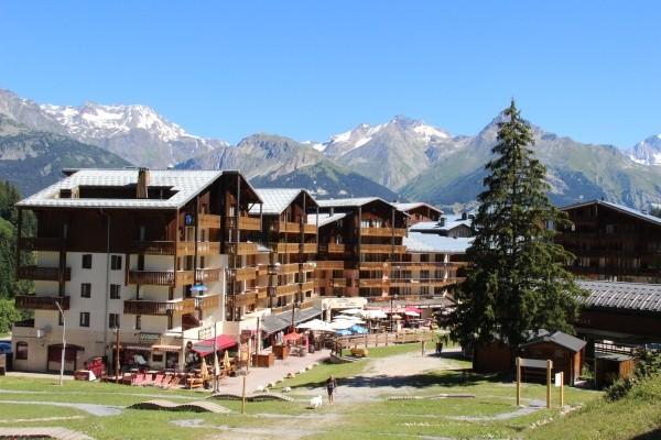 Facade - Hôtel Club du Soleil Valfréjus 3* Valfrejus France Alpes