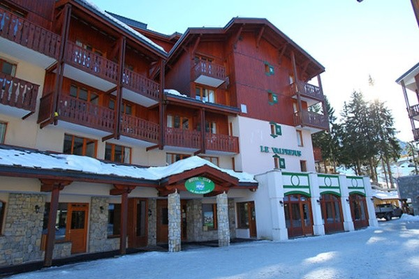 Facade - Club Marmara Valfréjus 2* Valfrejus France Alpes