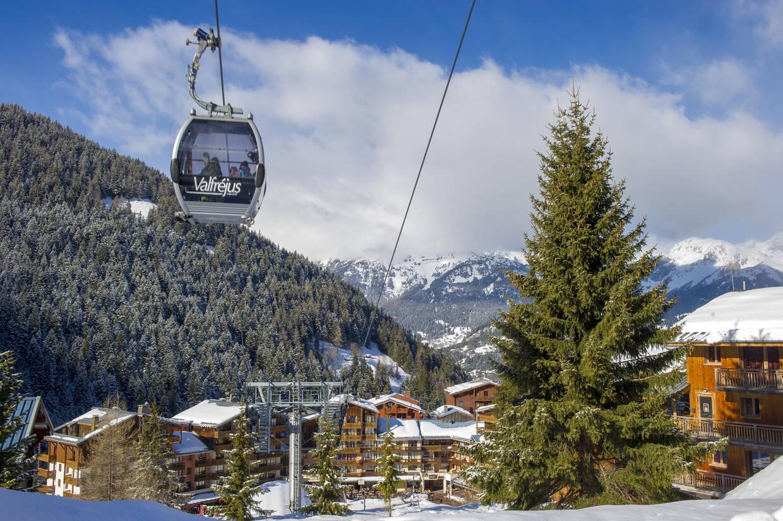 Montagne - Club Hôtel Club Résidencel Valfréjus 3* Valfréjus France Alpes