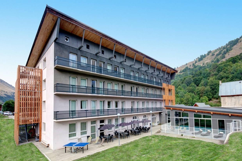 Facade - Village Vacances La Pulka Valloire France Alpes