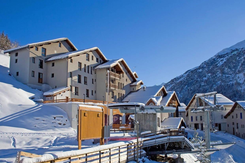 Facade - Village Vacances Neaclub La Lauza Valmeinier France Alpes