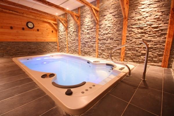 Spa - Village Vacances La Lauza Valmeinier France Alpes