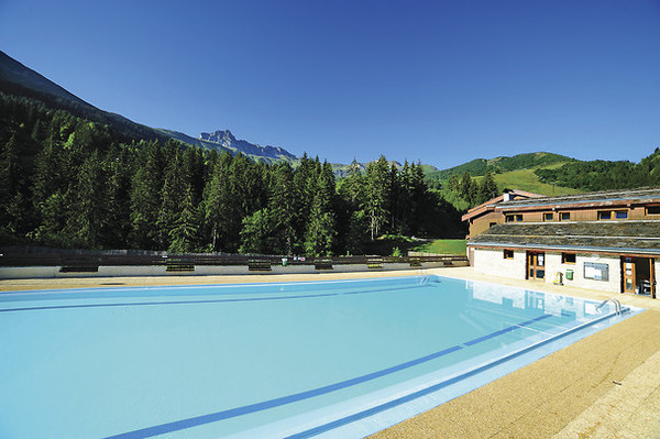 Piscine - Club Village club du Soleil Valmorel 3* Valmorel France Alpes