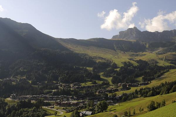 Vue panoramique - Village Club du Soleil de Valmorel 3*