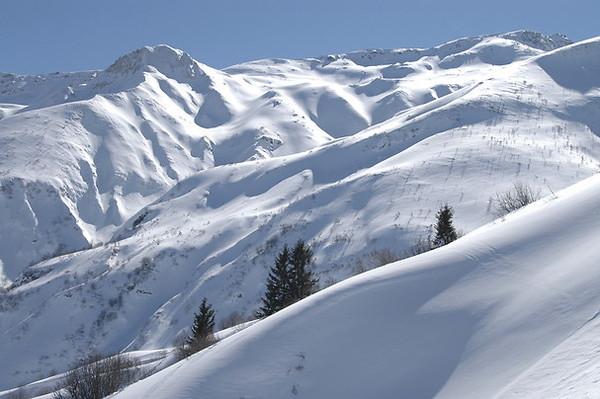 Vue panoramique - Club Village Club du Soleil Valmorel 3* Valmorel France Alpes