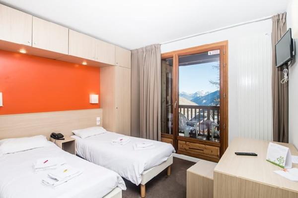 Chambre - Club Village Club du Soleil Vars-Les-Claux 3* Vars France Alpes