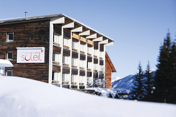 Facade - Club Village Club du Soleil Vars-Les-Claux 3* Vars France Alpes