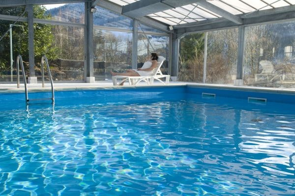 H tel domaine du mongade plainfaing france alsace for Vacances en alsace avec piscine