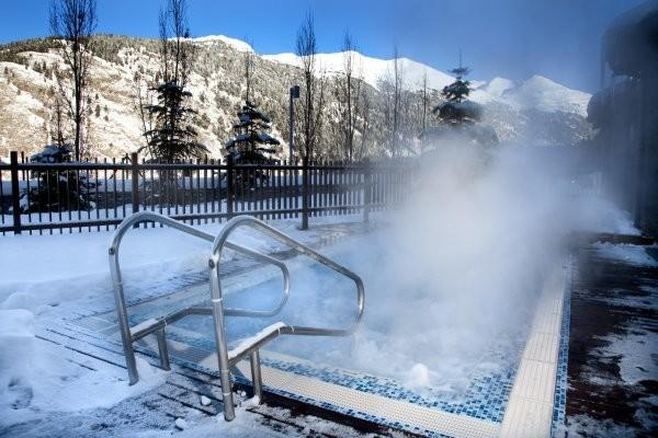 Piscine - Hôtel Park Piolets Mountain Hotel & Spa 2N (avec forfait ski) 4* Andorre La Vieille France Andorre